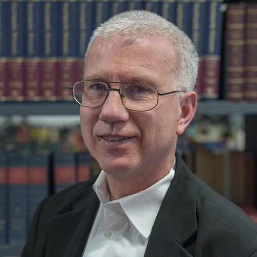 prof. Dr. phil. fac. theol. Peter Volek