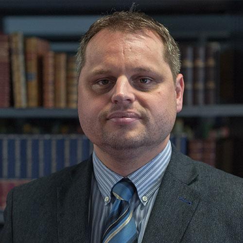 Mgr. Juraj Holdos, PhD.