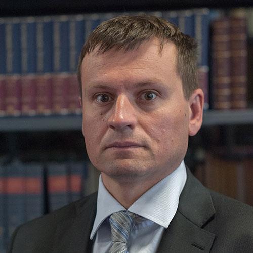 PhDr. Martin Horemuz, PhD.
