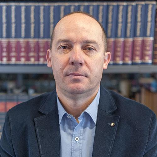 Mgr. Juraj Dvorsky, PhD.