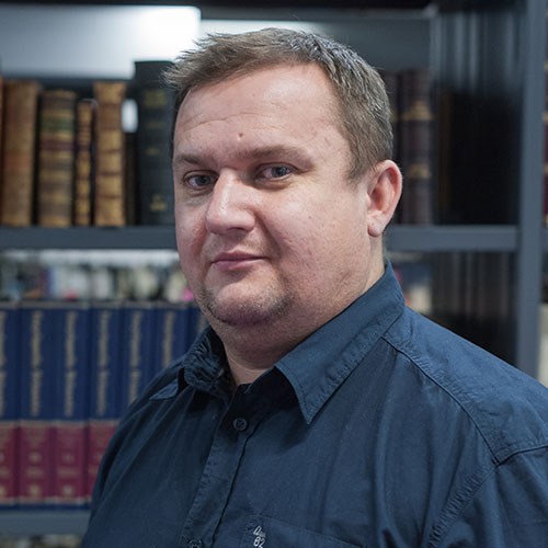 Mgr. Ivan Modorosi, PhD.