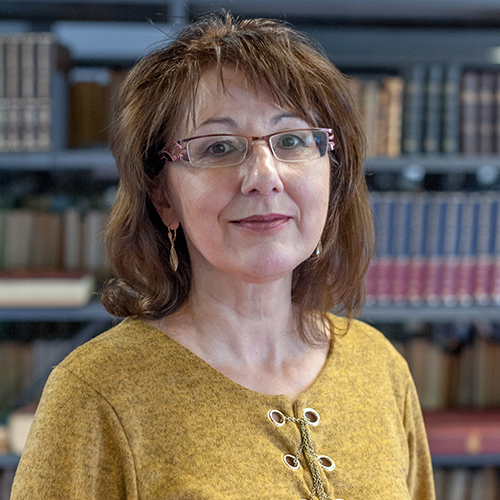 doc. PhDr. Dana Balakova, PhD.