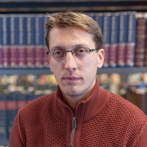 Mgr. Pavel Izrael, PhD.